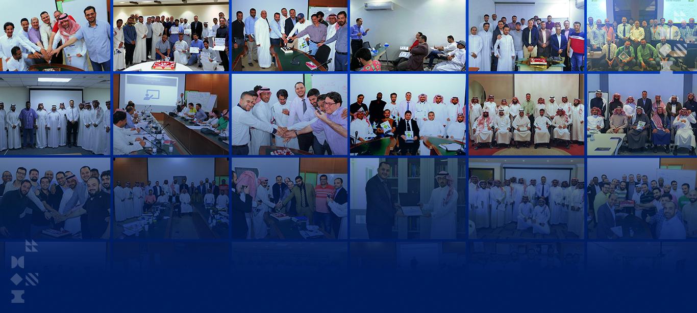 انضم إلى آلاف المتدربين الناجحين في اختبار إدارة المشاريع الاحترافية